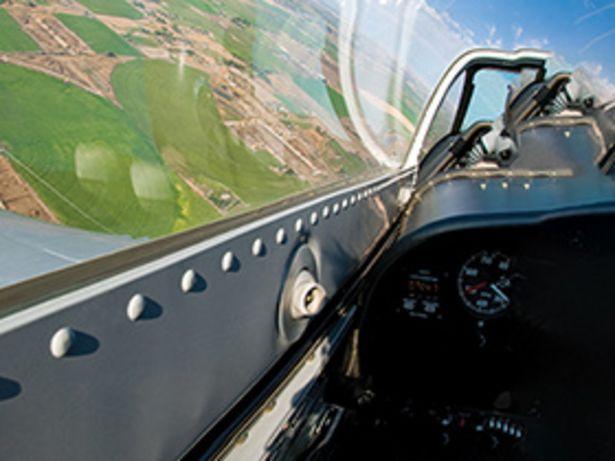 Pilotage dans les airs offre à 161,42€