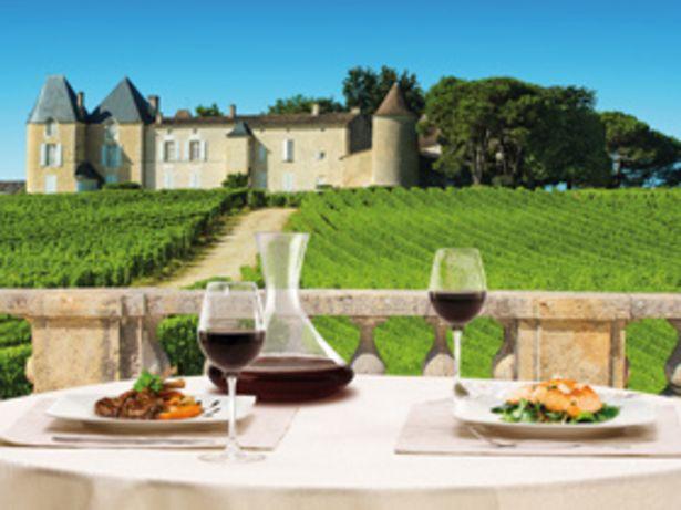 À la découverte des vins bordelais offre à 131,67€
