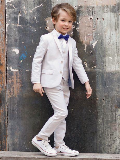 Veste de costume beige enfant garçon offre à 49,99€