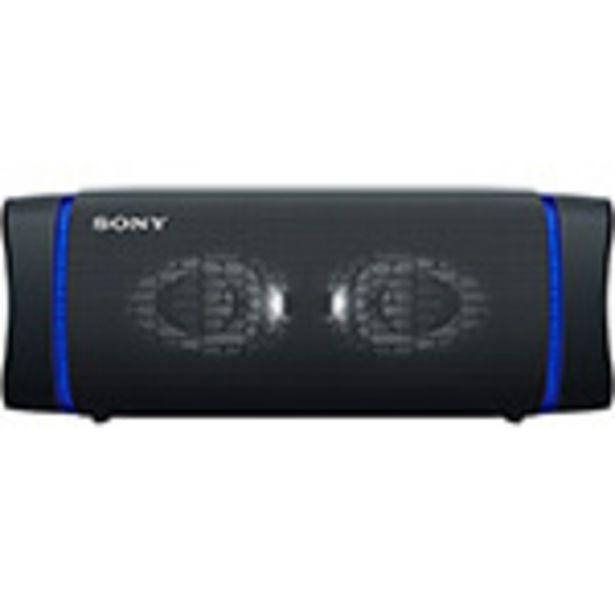 Enceinte Bluetooth noire Sony SRS-XB33 offre à 99,99€