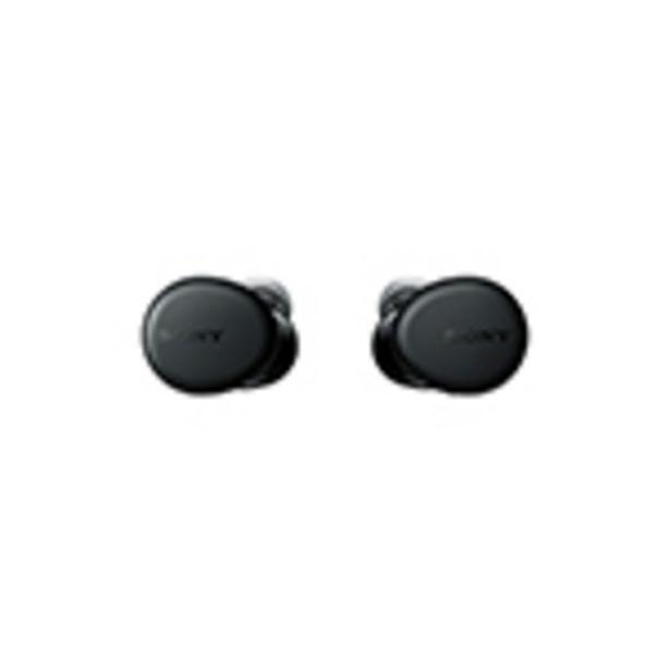 Ecouteurs sans fil TWS Sony WFXB700B offre à 59,99€