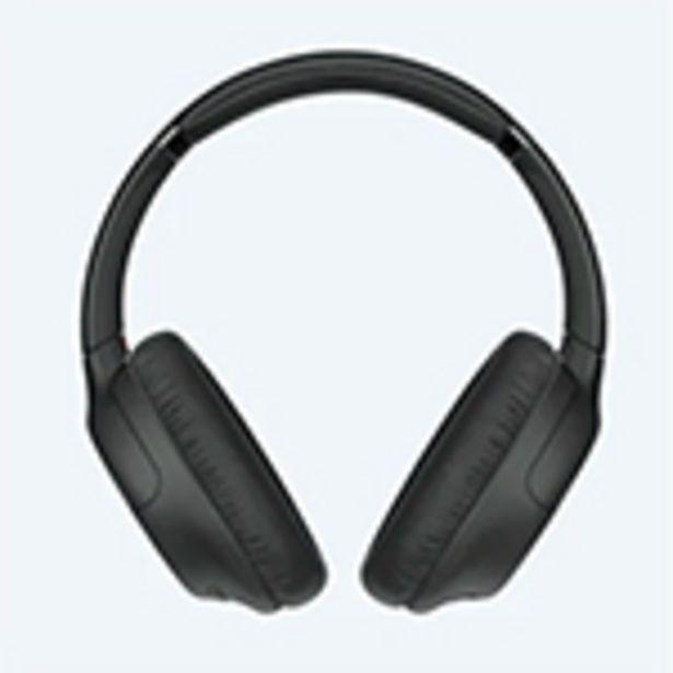 Casque Bluetooth Sony WH-CH710 noir offre à 79,99€