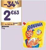 Jus de fruits offre à 2,63€