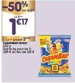 Bonbons Carambar offre à 1,75€