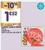 Glace offre à 1,52€
