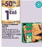 Pizza offre à 2,47€