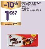 Génoise offre à 1,57€