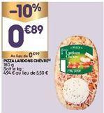 Pizza offre à 0,89€