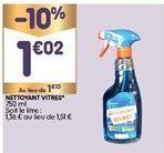 Nettoyants offre à 1,02€