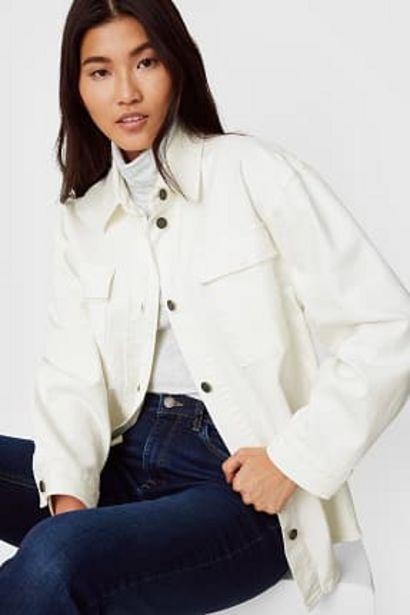 Veste-chemise offre à 19,99€
