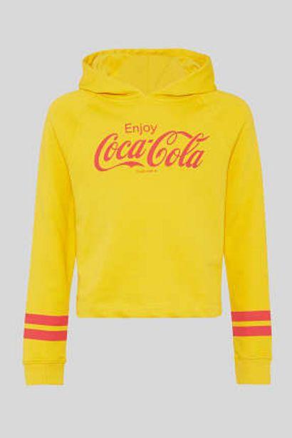 Coca-Cola - sweat offre à 4,5€