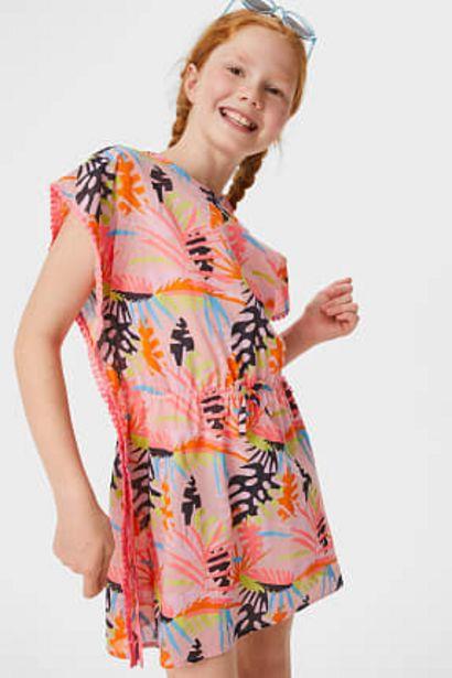 Robe de plage - coton bio offre à 7,99€