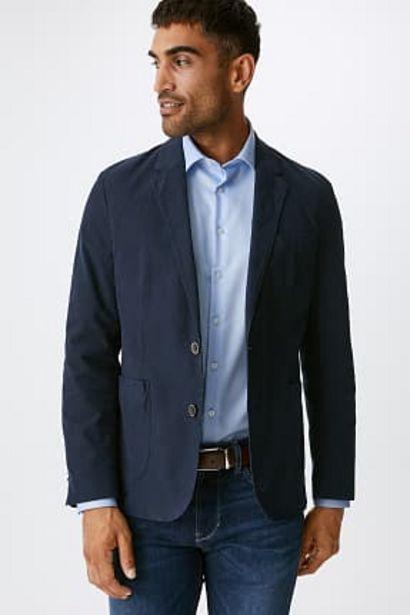 Veste de costume - regular fit - stretch offre à 49,99€