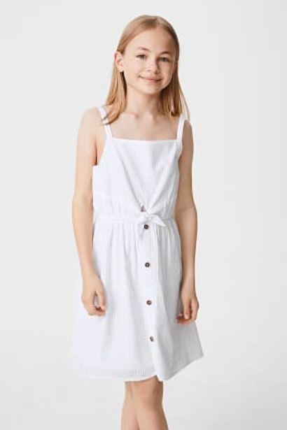 Robe - rayée offre à 5,99€