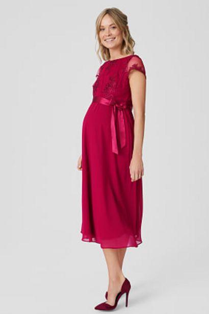 Robe de grossesse - style festif offre à 34,99€