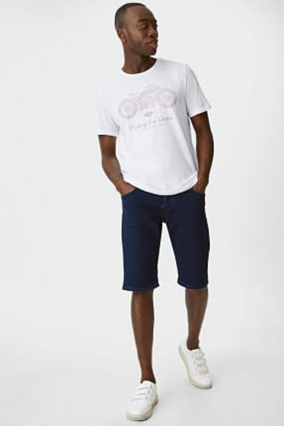 MUSTANG - Shorts en jean offre à 9,99€