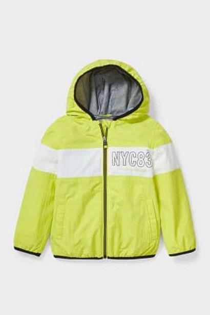 Veste à capuche offre à 7,99€