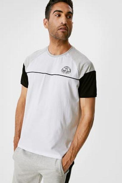 Lot de 2 - T-shirts offre à 6,99€