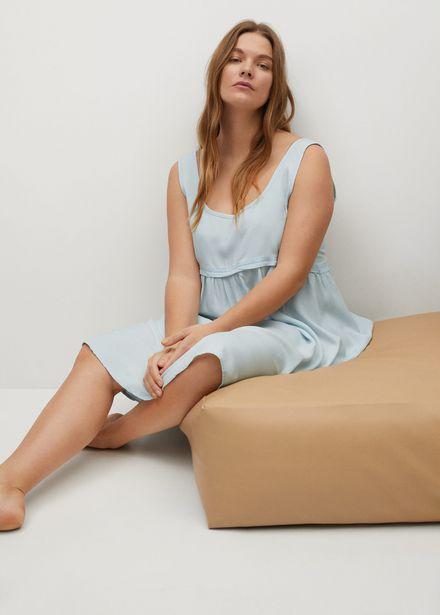 Robe courte Lyocell offre à 19,99€