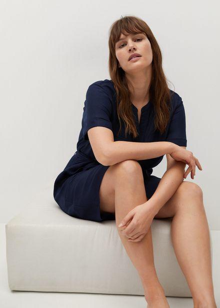 Robe lin poches offre à 22,99€