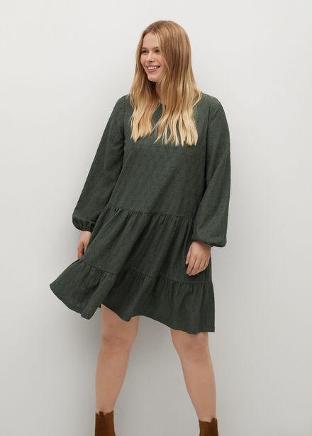 Robe courte évasée offre à 29,99€