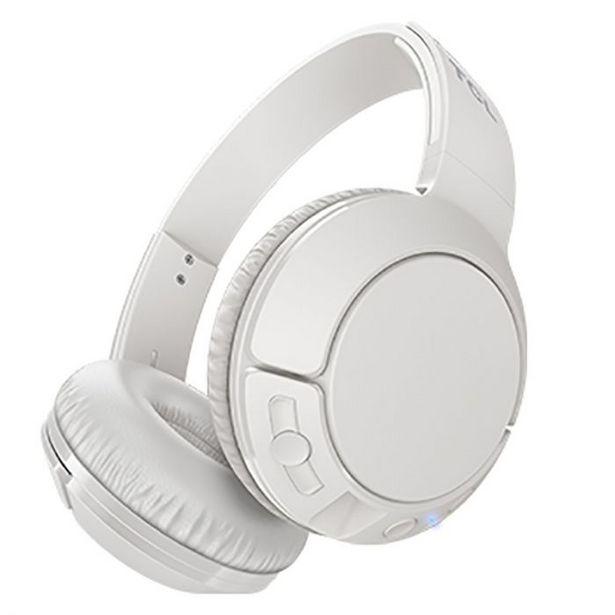 Casque Bluetooth TCL MTRO200BT Blanc offre à 19,95€
