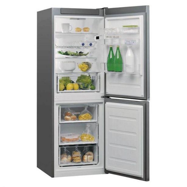 Réfrigérateur combiné WHIRLPOOL W5 821E OX 2 offre à 468,9€