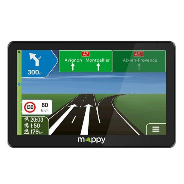 GPS MAPPY E738P V2 offre à 79,95€