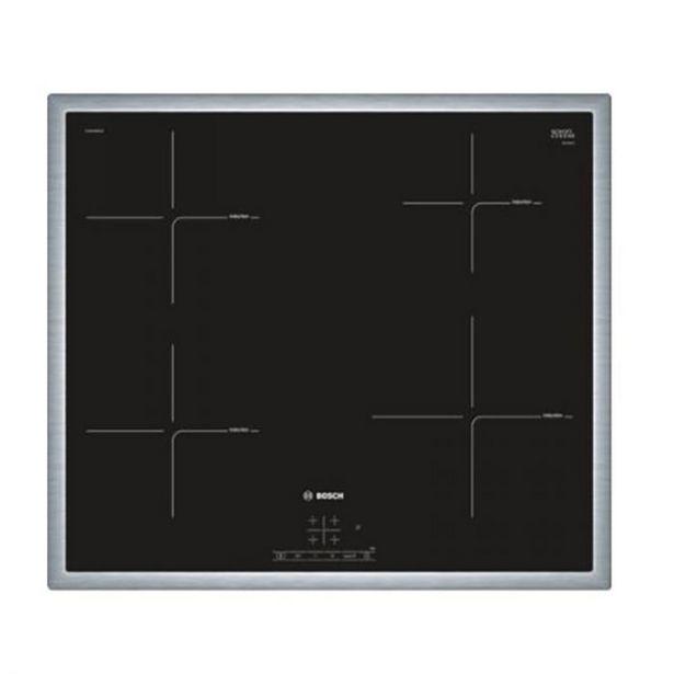 Table induction BOSCH PUE645BB1E offre à 368,95€