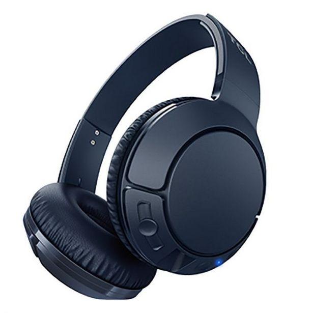 Casque Bluetooth TCL MTRO200BT Bleu offre à 19,95€