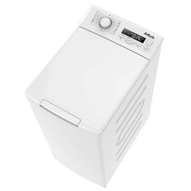 Lave Linge Top BELLAVITA WT 612 A+++ W566C offre à 239,95€