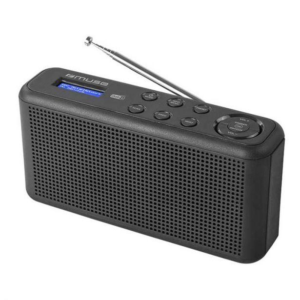 Radio MUSE M102 DB offre à 29,95€