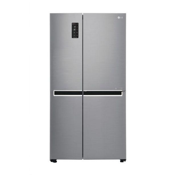 Réfrigérateur Américain LG A++ GSB6616PS offre à 829,95€