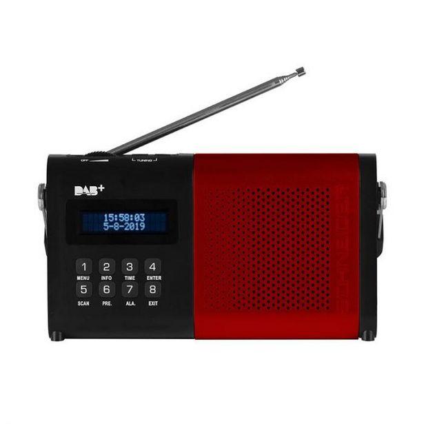 Radio SCHNEIDER SC180ACLRED offre à 22,95€
