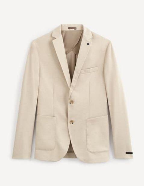 Veste maille jersey offre à 35€