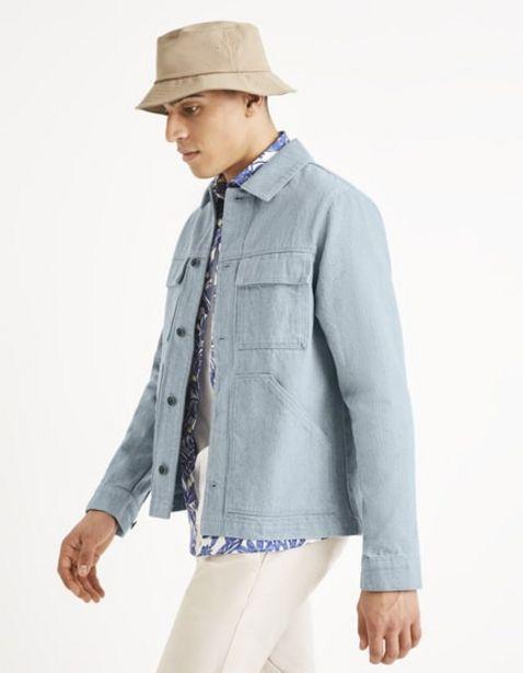Veste en jean 4 poches offre à 25€