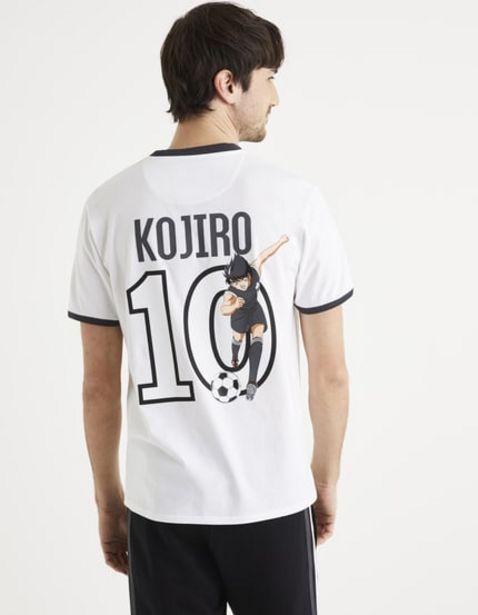 Captain Tsubasa - T-shirt offre à 8€