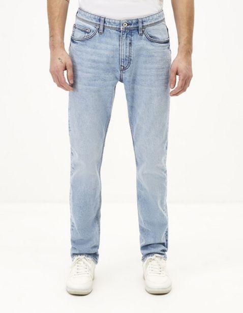 Jean C15 straight stretch 3 longueurs offre à 24,99€
