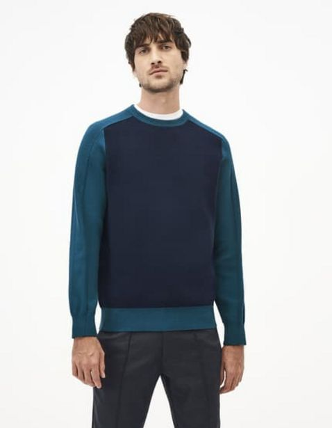 Pull col rond coolmax offre à 10€