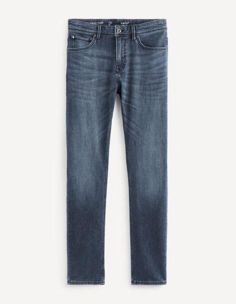 Jean C25 slim maille 3 longueurs offre à 34,99€