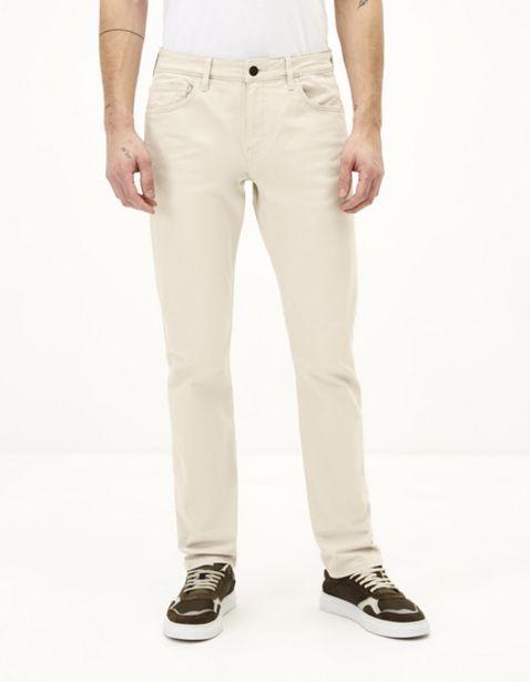 Pantalon straight 5 poches offre à 20,99€