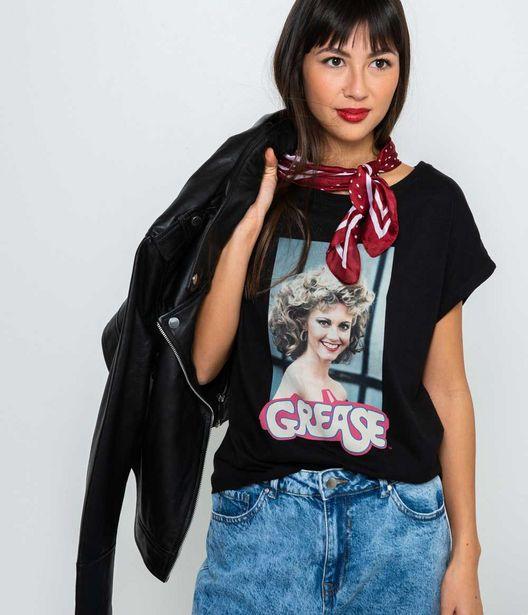 """T-shirt """"films cultes"""" femme offre à 7,99€"""