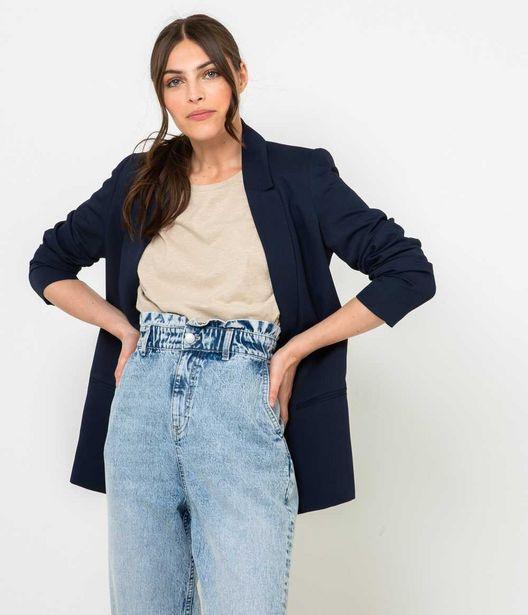 Veste tailleur femme offre à 29,99€