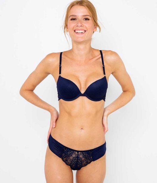Soutien-gorge push up joli dos femme offre à 9,99€