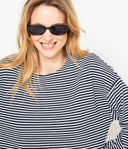 T-shirt marinière femme offre à 13,99€