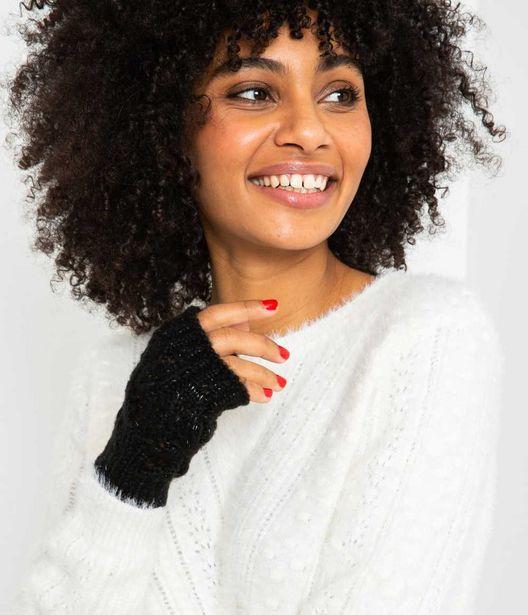 Mitaines femme en tricot offre à 4,19€