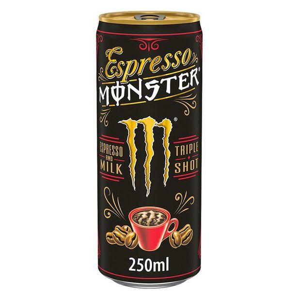 Monster energy cafe offre à 0,79€