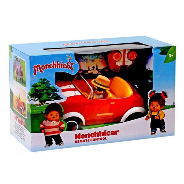 Monchichi cars offre à 12,99€