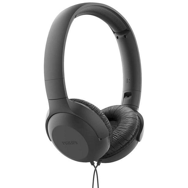 Philips casque filaire offre à 14,99€