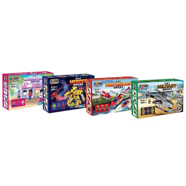Bricks jeu de construction m offre à 9,99€